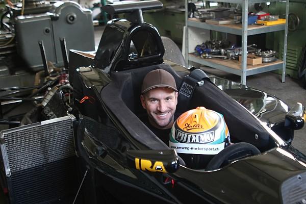 Thomas Amweg: sulle orme del padre con la… Formula 3000!