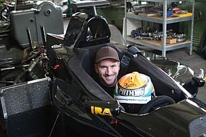 Salite svizzera Ultime notizie Thomas Amweg: sulle orme del padre con la… Formula 3000!