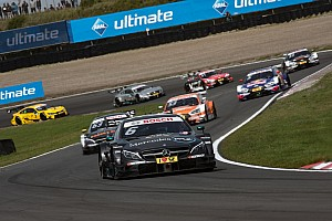 DTM Breaking news DTM manufacturers agree to ditch performance weights