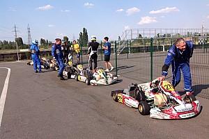 Картинг Репортаж з гонки Чемпіонат Дніпровської області з картингу: суботні події