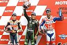 Starting grid MotoGP Belanda 2017