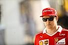 Formule 1 Officiel - Ferrari conserve Kimi Räikkönen pour 2018