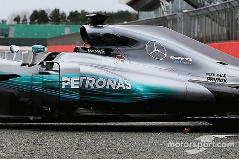 Petronas: olio innovativo e nuova benzina per la Mercedes W08