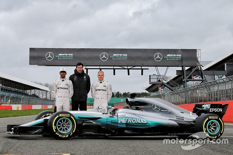 Технический анализ: первый взгляд на Mercedes W08
