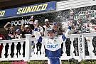 NASCAR XFINITY Keselowski supera Larson na última volta em Pocono