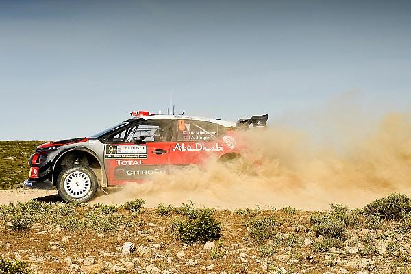 WRC Preview De nouvelles homologations techniques pour la C3 WRC