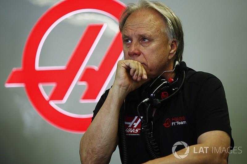 """Gene Haas está """"realmente deprimido"""" por la brecha con los equipos Top de F1"""