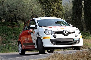 Renault Twingo GT R1: l'entry level dei rally ora diventa più