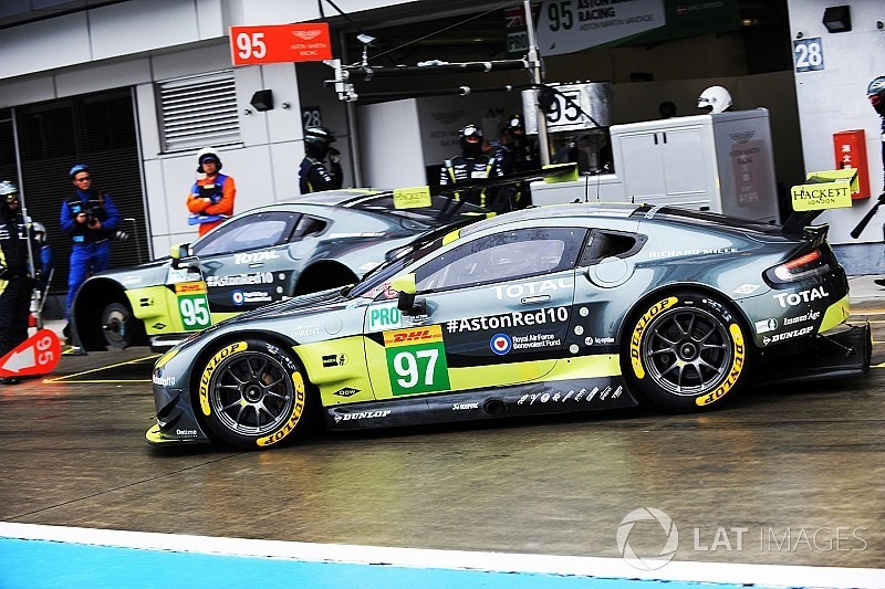 martin reveals extent of 2018 vantage gte preparations