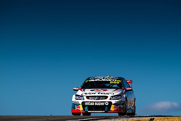 Supercars Triple Eight looking into Lowndes qualifying form