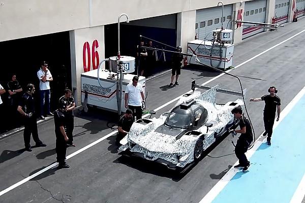 IMSA Nieuws Nieuw sportscar-avontuur voor Montoya