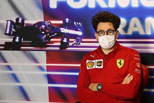 """بينوتو سيتغيب عن المزيد من السباقات تزامناً مع """"المرحلة الحرجة"""" في تطوير سيارة فيراري 2022"""