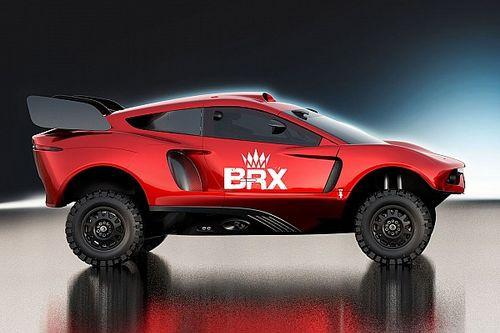 Prodrive muestra los primeros bocetos de su nuevo Hunter T1+ del Dakar