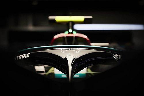 Mercedes podría usar el cuarto motor para Hamilton en México