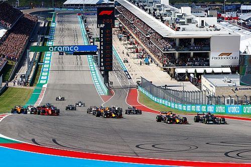 Live streaming - Suivez le GP des États-Unis F1 en direct!