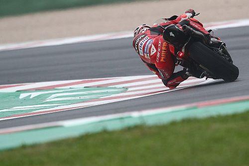 Fotogallery MotoGP: tris Ducati nelle qualifiche di Misano
