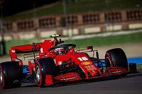 """F1: Leclerc afirma que """"esperava mais"""", mas admite erro em Ímola"""
