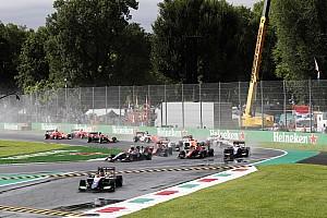 【動画】GP3モンツァ:レース1ハイライト