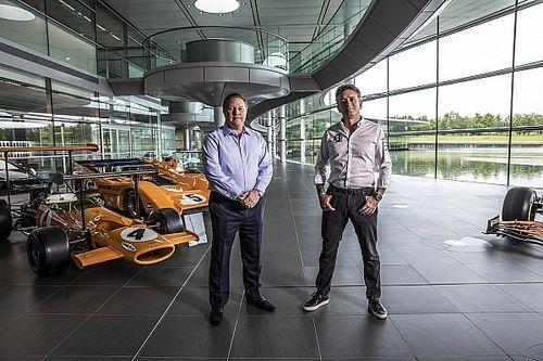 Hivatalos: 2022-ben a McLaren is csatlakozik az Extreme E-hez!