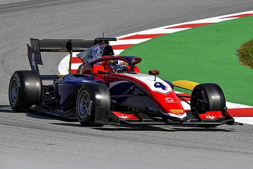 Trident's Doohan tops first day of Jerez in-season F3 test