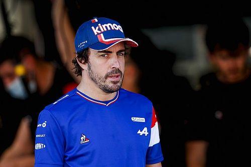 """Alonso: """"Yaptıklarım henüz Ocon'un seviyesine gelmeme yetmiyor"""""""