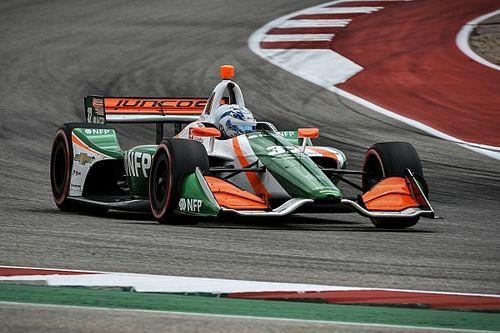 Juncos Racing maakt fulltime rentree in IndyCar Series
