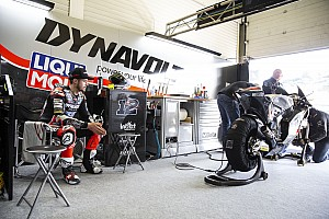 Fotogallery: gli svizzeri Aegerter, Lüthi e Forward Racing nei test della Moto2 a Jerez