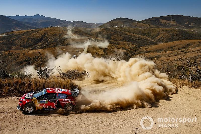 Mexico WRC: Mikkelsen retirement hands Ogier rally lead
