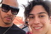Berkay Besler, Formula 1'in destek yarışında kazanmayı başardı!