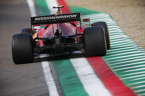 Ferrari-coureurs in koor: Witte lijn als track limit werkt niet