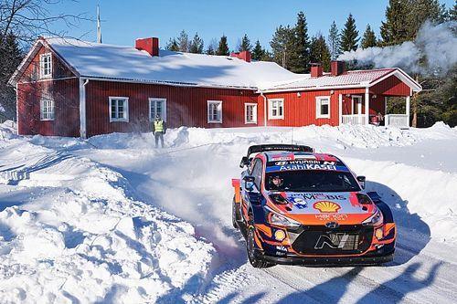 "Vainqueur de l'Arctic Rally, Ott Tänak a dû ""pousser"" Hyundai"