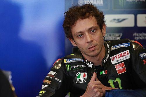 Ini Target Rossi di Dalam dan Luar MotoGP