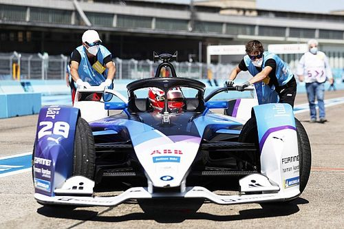 Gunther excluded from Berlin race for exceeding energy limit
