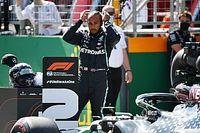 Hamilton penalizzato di tre posizioni: scatterà quinto!