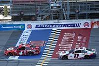 NASCAR Michigan 2: Harvick siegt wieder - Penske-Teamcrash