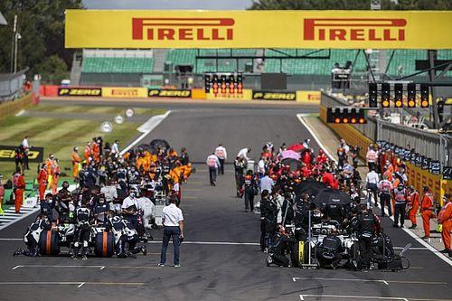 Carrera de F1 del 70º aniversario: horario, cómo verla y dónde