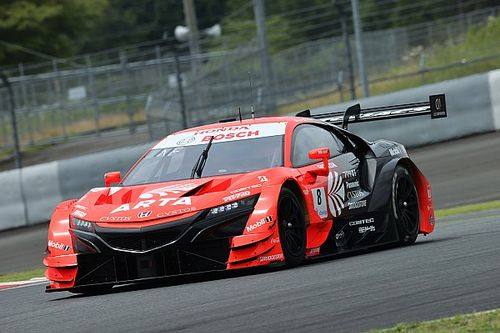 "Honda's Fukuzumi ""worried"" about GT500 debut"