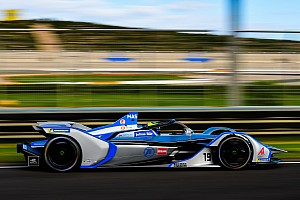 How F1's nearly man plans to become Formula E's