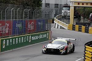 Macau GT: Pole pozisyonu Marciello'nun