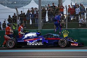 Honda tönt: Mercedes und Ferrari könnten sich 2019 einholen lassen