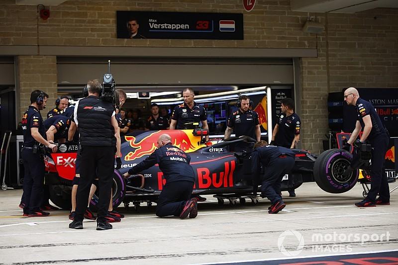 A Ricciardo le advirtieron de antemano de lo que le pasó a Verstappen