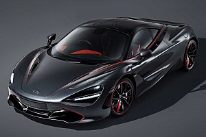 McLaren MSO 720S Stealth pays homage to Le Mans-winning F1 GTR