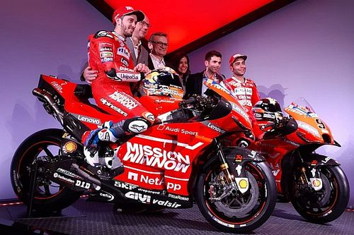 MotoGP : toutes les présentations des équipes, Ducati ouvre la danse