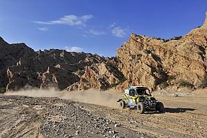 Dakar Relato de estágio Garrouste vence, mas Varela ruma ao título do Dakar