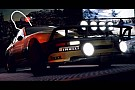 Automotive Porsche 959 goes off-road in rally-based gravel video game