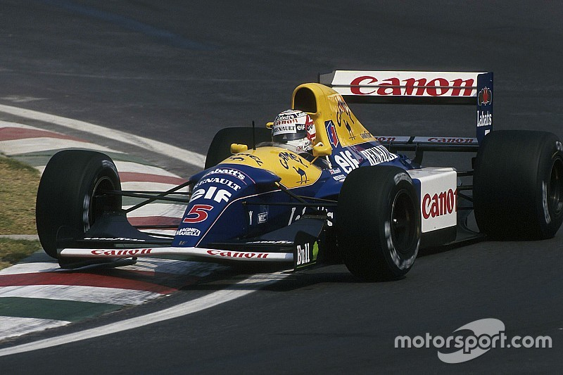 Galeri: Williams'ın F1'de mücadele ettiği tüm araçlar