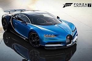 eSports Actualités Vidéo - La Bugatti Chiron dans Forza Motorsport 7