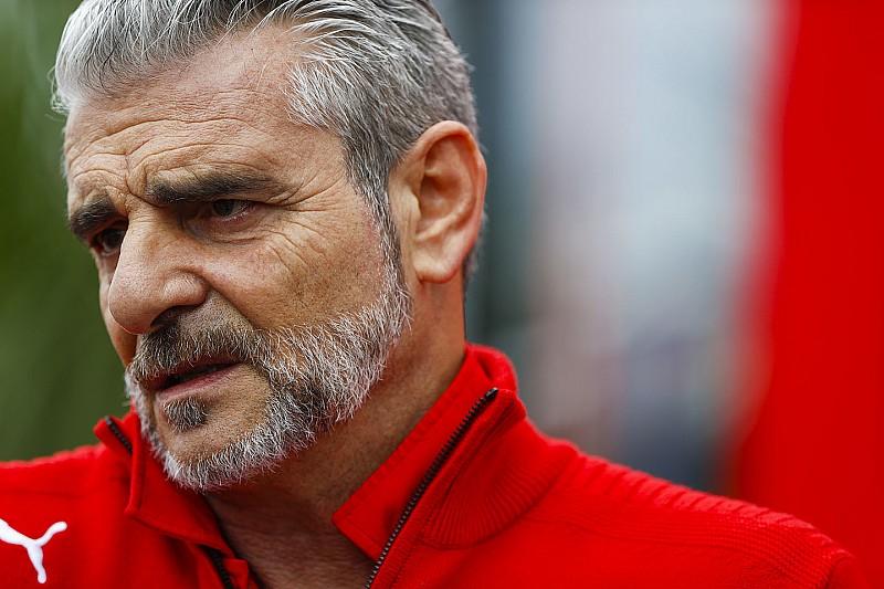 """Arrivabene prevê GP """"difícil"""" para Ferrari na Inglaterra"""