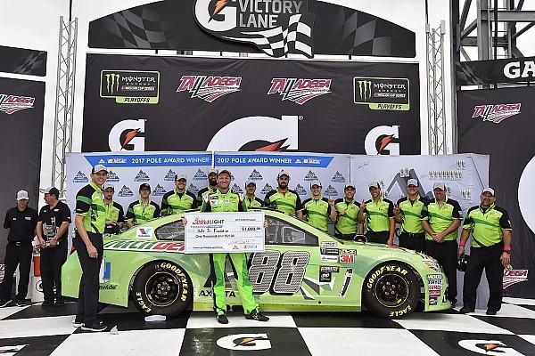 NASCAR Cup Qualifiche Dale Earnhardt Jr. conquista la pole a Talladega