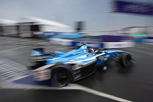 Formula E Qualifying report New York ePrix: Buemi on pole for finale, di Grassi shunts